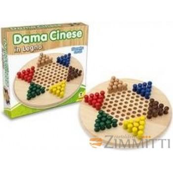 DAMA CINESE DIAMETRO 22CM...