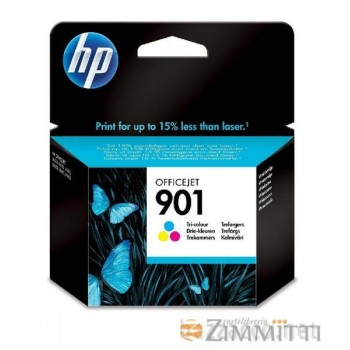 CARTUCCIA HP 901 COLORE...