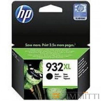 CARTUCCIA HP 932 XL NERO...