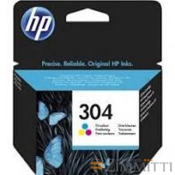 CARTUCCIA HP 304 COLORE...